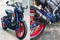 Modifikasi Mt 15 by Motor Yamaha Mt 15 2019 Sudah Ada Di Dealer Ini Contoh