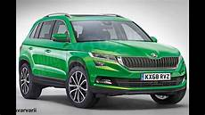 The 2018 Skoda Yeti New Suv