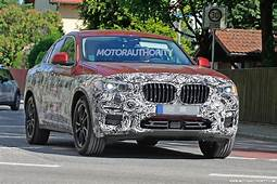 2019 BMW X4 Spy Shots And Video