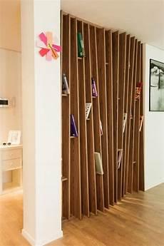cloison separation bois claustra ou cloison en bois relooker meubles