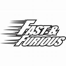 Fast And Furious Logo - fast and furious energy drink logo vector logo of fast