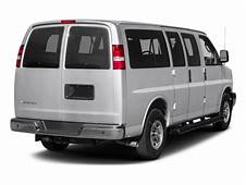 2017 Chevrolet Express Passenger Van LS 135 Prices