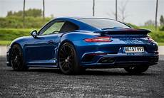 670 hp edo competition porsche 911 turbo s with gt3 rs