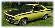 Opel Manta A Und Manta A Gte Opel Specials De
