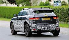Jaguar E Pace Electrique Jaguar Le Suv 233 Lectrique E Pace Pour 2018