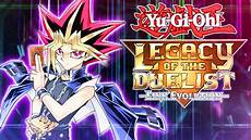 yu gi oh legacy of the duelist link evolution legendary