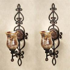 sconce wrought iron wall sconces non electric 7 light unique oregonuforeview