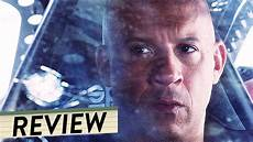 Fast And Furious 8 Trailer German Review Kritik