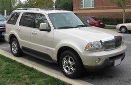 2005 Lincoln Aviator – Pictures Information And Specs