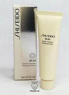 Shiseido Ibuki Gentel Cleansing 1001 pasji shiseido ibuki moje wrażenia