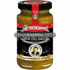 Schamel Gravadine Senf Dill Sauce 140ml