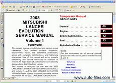 manual repair autos 2003 mitsubishi galant electronic throttle control mitsubishi lancer evolution 2003 repair manuals download wiring diagram electronic parts
