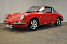 1971 Porsche 911 F Model Targa Classic Motor Sales