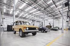 Jaguar Land Rover Classic Works Hiconsumption