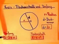 quadratmeter kreis berechnen kreis fl 228 cheninhalt und umfang berechnen