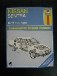 car engine repair manual 1993 nissan sentra head up display buy haynes repair manual nissan sentra 1982 thru 1990 motorcycle in lake villa illinois us