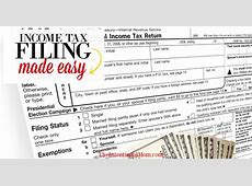 how can i file my own taxes