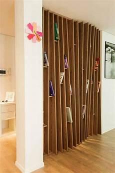 cloison de séparation en bois 30 wood partitions that add aesthetic value to your home