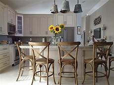 Kitchen Island Table With Chairs kitchen island chairs pictures ideas from hgtv hgtv