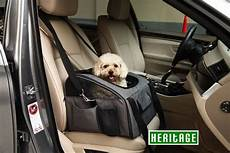 heritage luxury car seat carrier cat small pet puppy