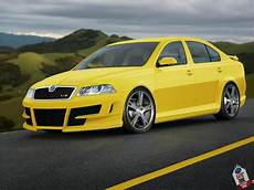 Car Vehicle Skoda Octavia Tuning