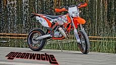 motorwoche bikeporn 1 ktm 125 exc supermoto dns saar