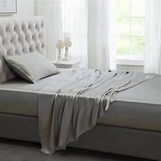 19 momme seamless silk flat sheets orose silk