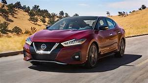 2019 Nissan Maxima Reviews  Research Prices