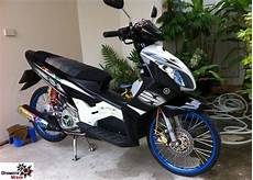 Nouvo Z Modif by Yamaha Nouvo Z Modifikasi Otomotif Medan Dan Nasional