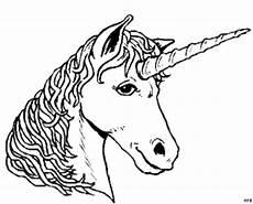 Gratis Malvorlagen Einhorn Suesses Einhorn 2 Ausmalbild Malvorlage Einhorn