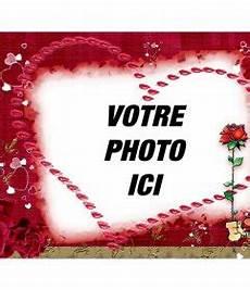 Postal Aiment Mettre Une Photo 224 Lint 233 Rieur Dun Coeur