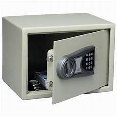 castorama coffre fort coffre fort 233 lectronique prelude 9 litres coffre fort