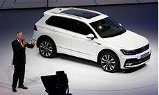 vw to unveil in hybrid tiguan suv concept in detroit