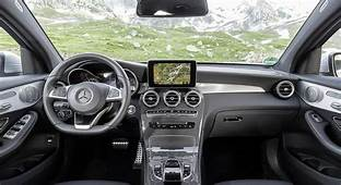 2017 Mercedes Benz GLC 300 Coupe Interior Images