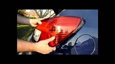 light replace of an opel corsa d