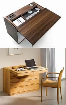 Schreibtisch Mit Schiebbarer Tischplatte Und Geheimfach