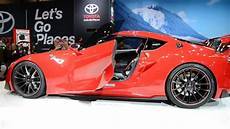 Sport Car 2015 by Chicago Auto Show Toyota Concept Sports Car 2015