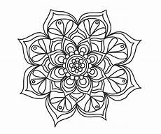 mandala coloring pages hd 17924 mandala png images transparent free pngmart