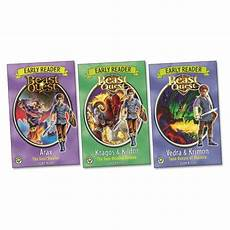 beast quest early readers pack x 3 scholastic shop