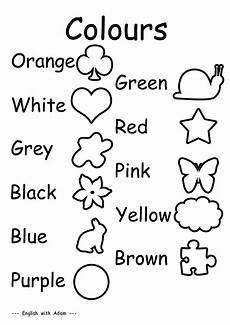 color worksheets esl 12982 resultado de imagen de colour worksheet ingles para preescolar hojas de ingl 233 s para ni 241 os y