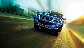 Toyota Fortuner 2018 40L GXR In UAE New Car Prices