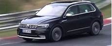 2018 Volkswagen Tiguan R Spied For The Time At The