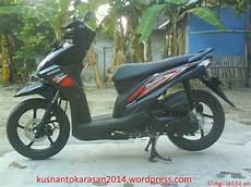 Modifikasi Motor Beat 2014 by New Beat Fi Spesifikasi Photo Dan Harga Di Bantul