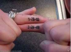 tattoo ideas wedding ring finger tattoos tatring