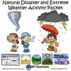 nature and weather worksheets 15158 disaster and weather activity packet and worksheets with images