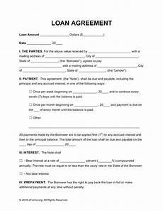 simple loan agreement bravebtr