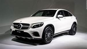 Mercedes GLC Coupe  Cool Cars From The New York Auto Show