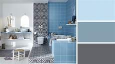 salle de bain bleu gris salle de bains bleue tous nos conseils pour r 233 ussir sa