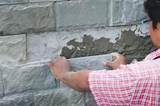 Wand Mit Steinen Verkleiden 187 So Wird S Gemacht