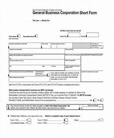 free 8 sle business short forms in pdf word